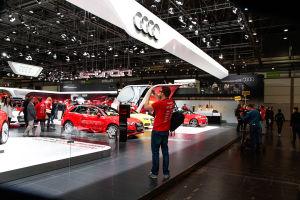 Die AMI-Tour 2014 bei Audi