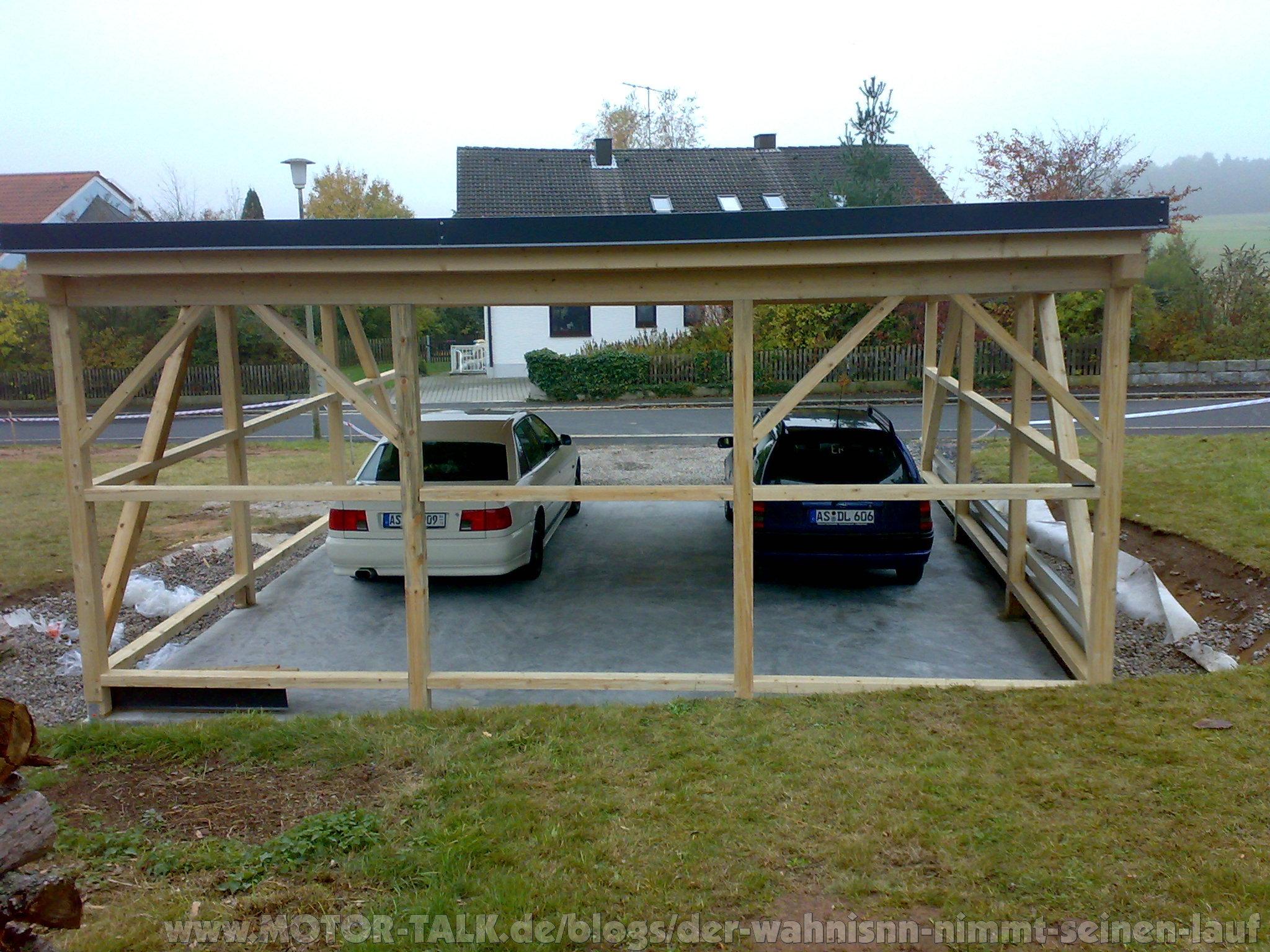 garagenbau ein zwischenstand der wahnisnn nimmt seinen lauf. Black Bedroom Furniture Sets. Home Design Ideas
