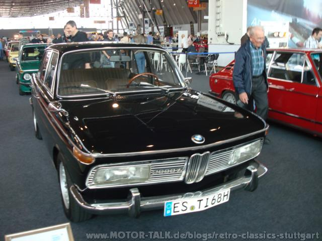 bmw 2000 tilux 1966 1970 2 besuch bei der retro classics stuttgart 2012 bmw nsu fiat. Black Bedroom Furniture Sets. Home Design Ideas