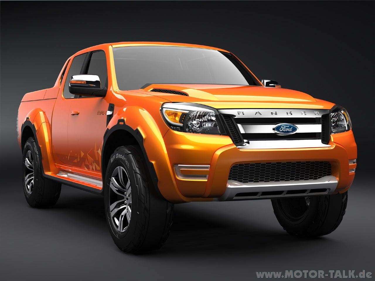 New Ford Ranger Trucks