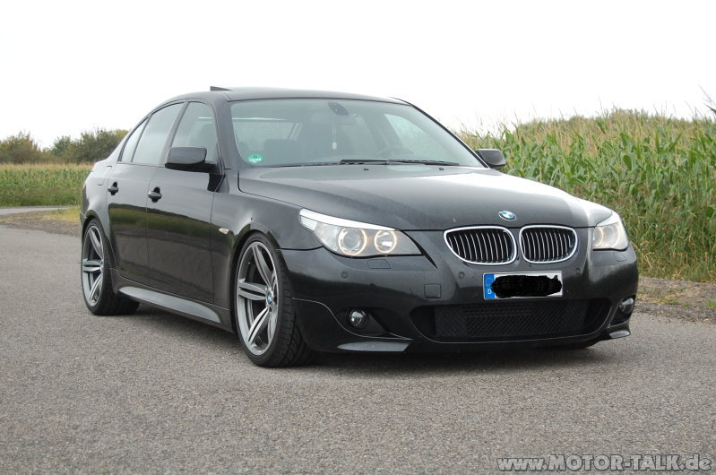 bmw1 e60 mit m6 felgen tieferlegung bmw 5er e60. Black Bedroom Furniture Sets. Home Design Ideas