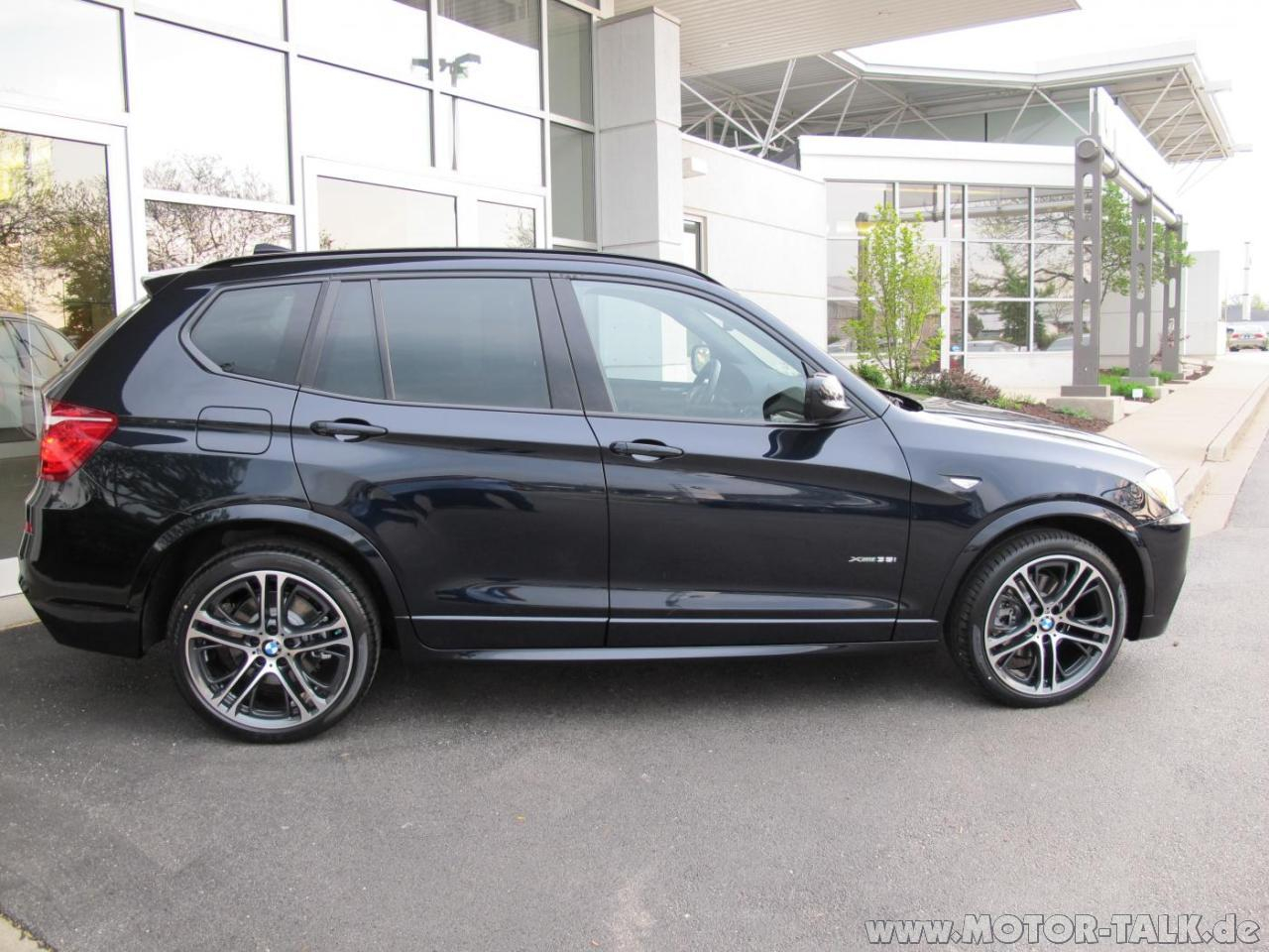 Bmw X3 F25 Tuning Xdrive20d Autos Post