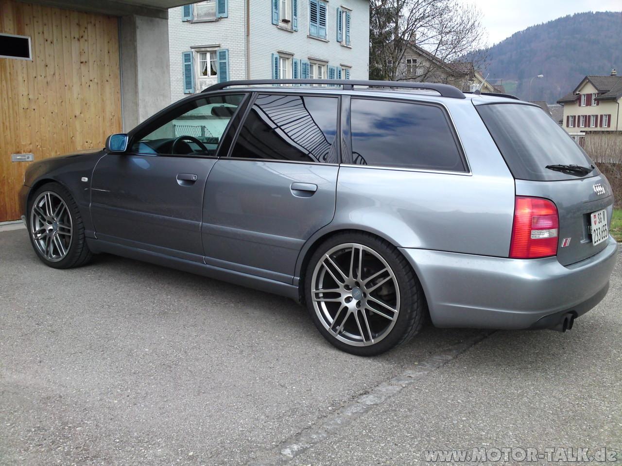 Dsc00696 Audi S4 B5 8d 2 7t V6 Avant Von Pad Z