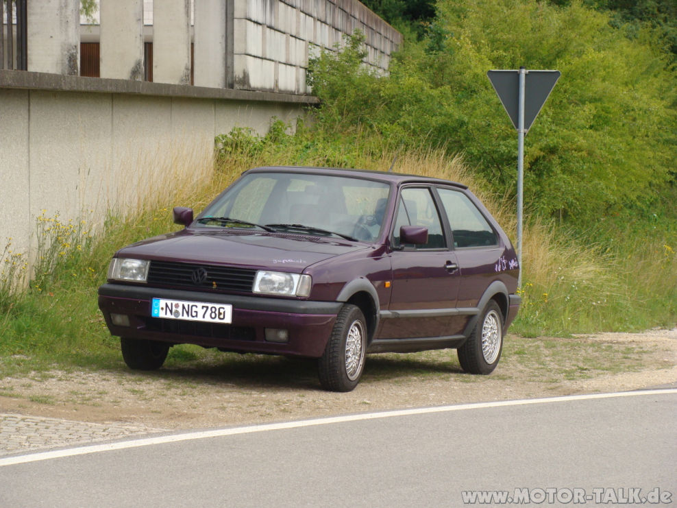 bild vw polo 86c - photo #49
