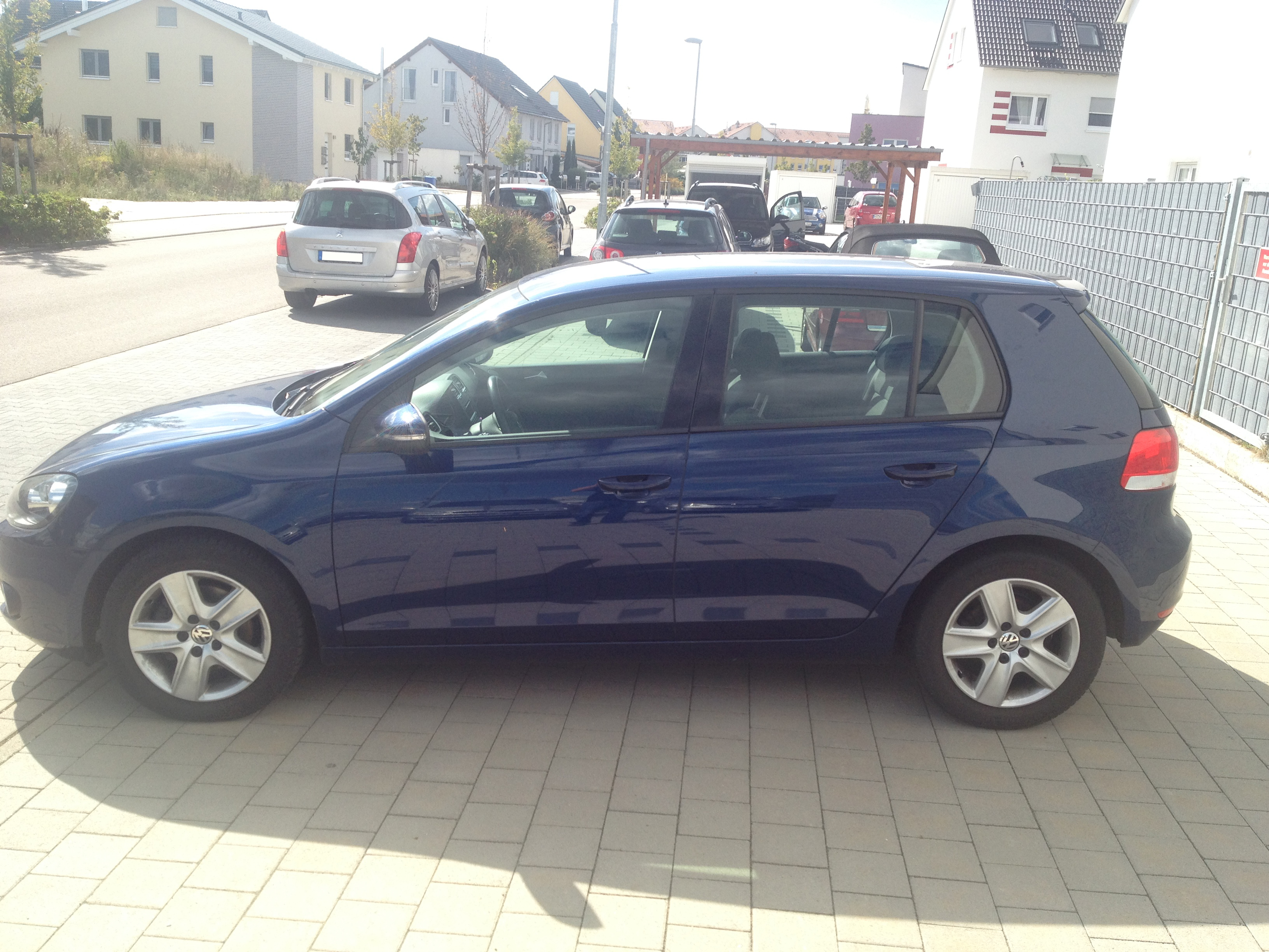 vw golf 6 1 4 tsi 7 gang dsg 116600km 122 ps. Black Bedroom Furniture Sets. Home Design Ideas