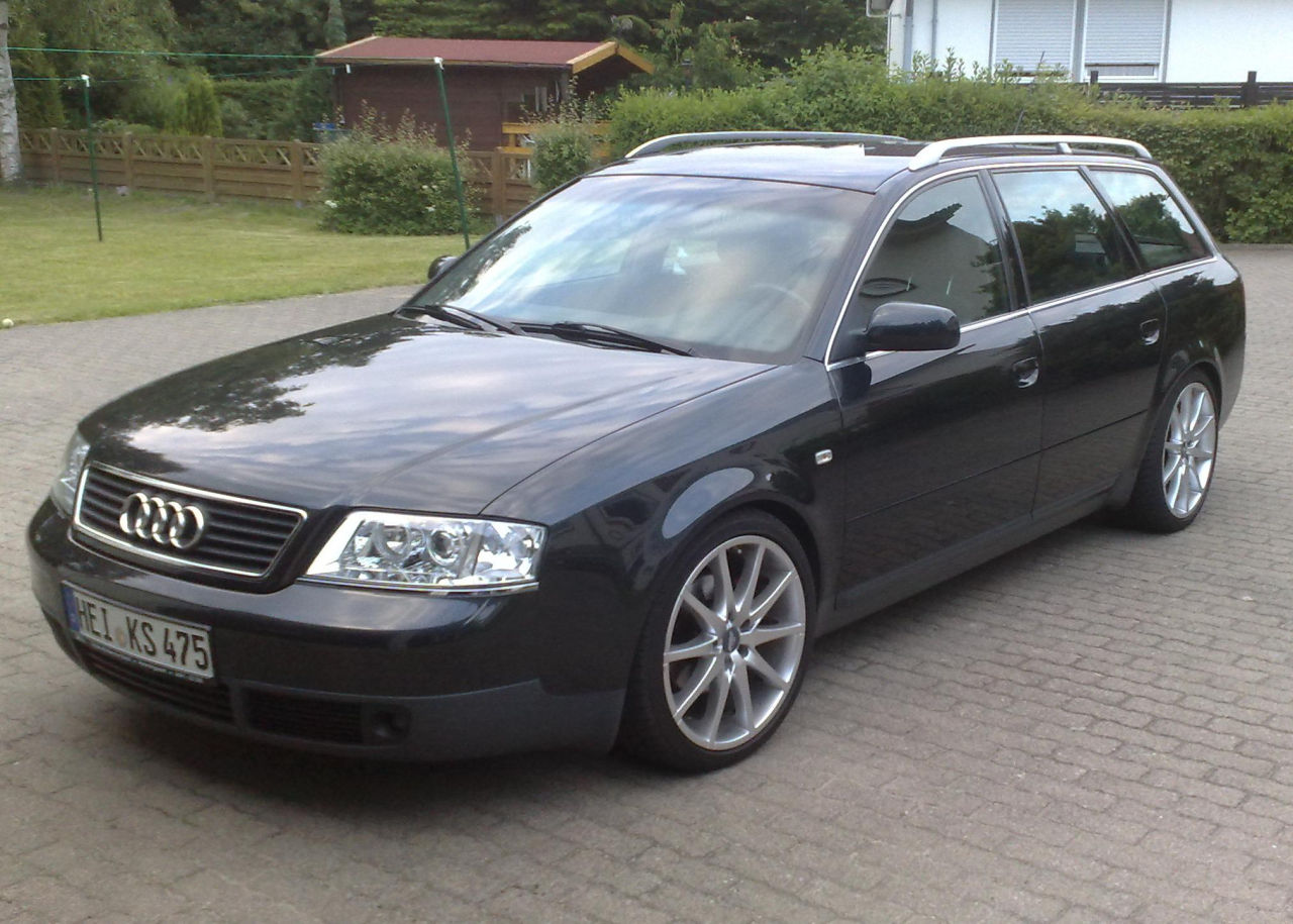 2003 audi a6 1 9 tdi c5 related infomation specifications weili automotive network. Black Bedroom Furniture Sets. Home Design Ideas