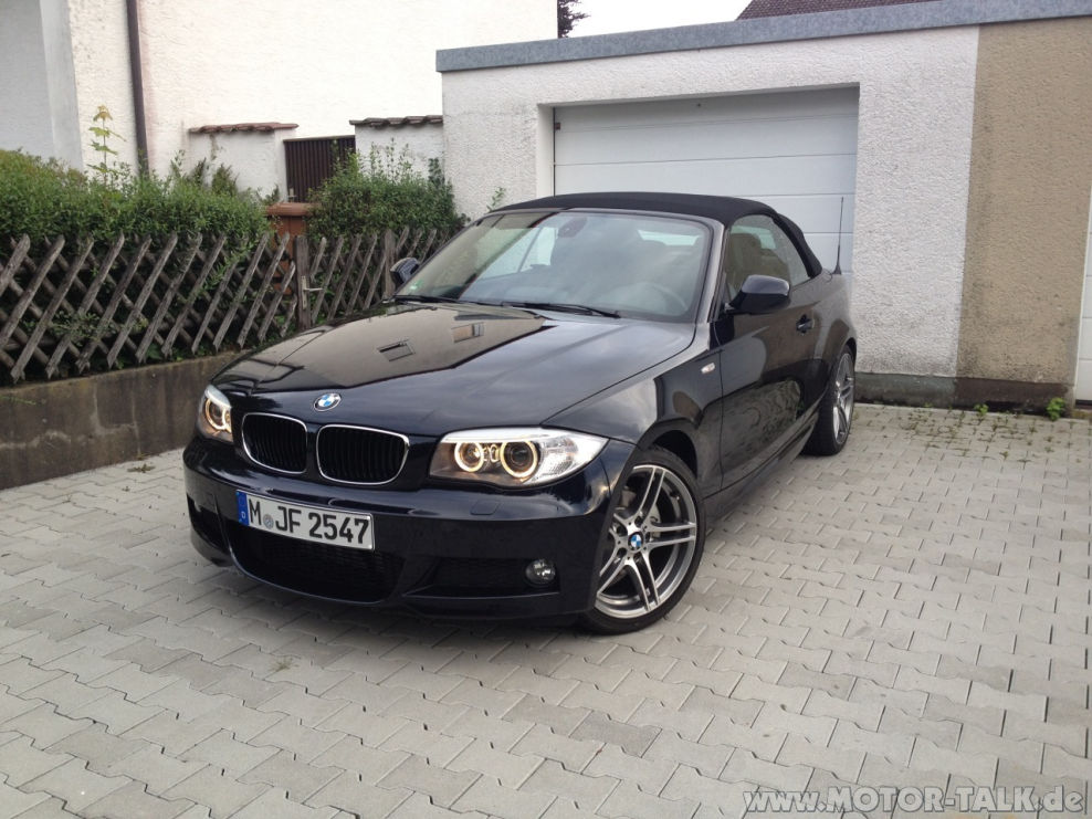 bild 205846673 bmw 1er e88 cabrio 118d test. Black Bedroom Furniture Sets. Home Design Ideas