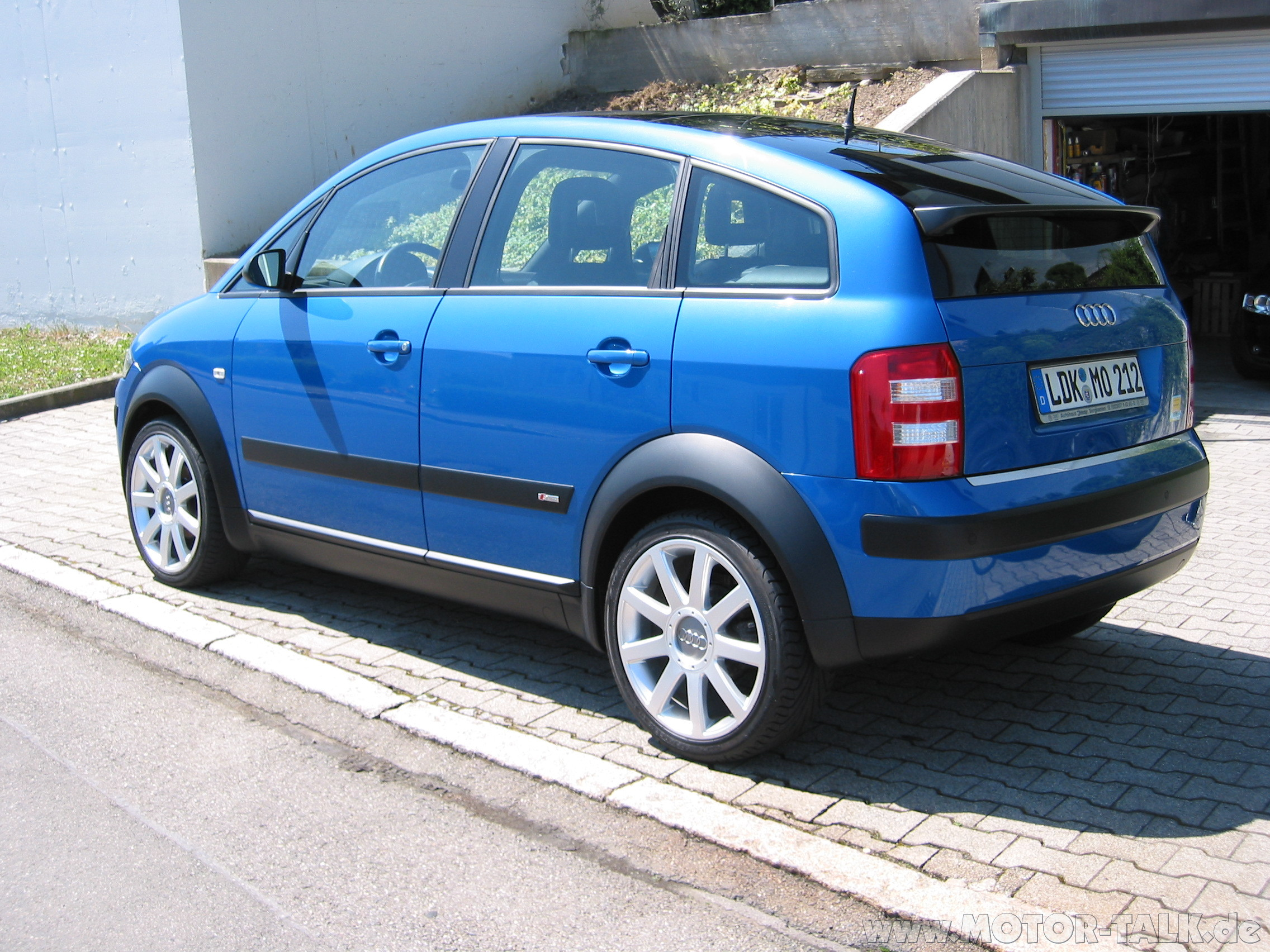 Img 0185 A2 S Line Mit Open Sky Audi A2 203260354