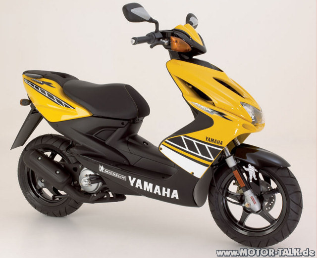 Yamaha Aerox   S Version