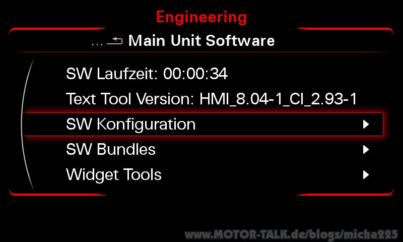 Audi A1 Geheimcodes Am Rmc Mmi Plus Micha225