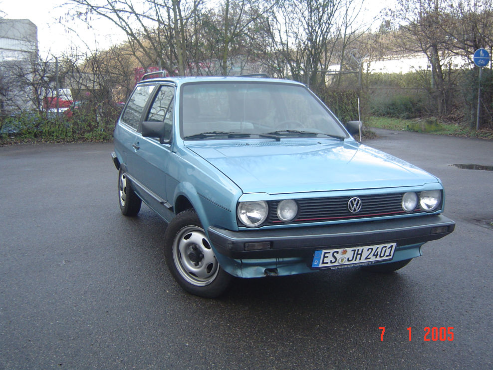 bild vw polo 86c - photo #47