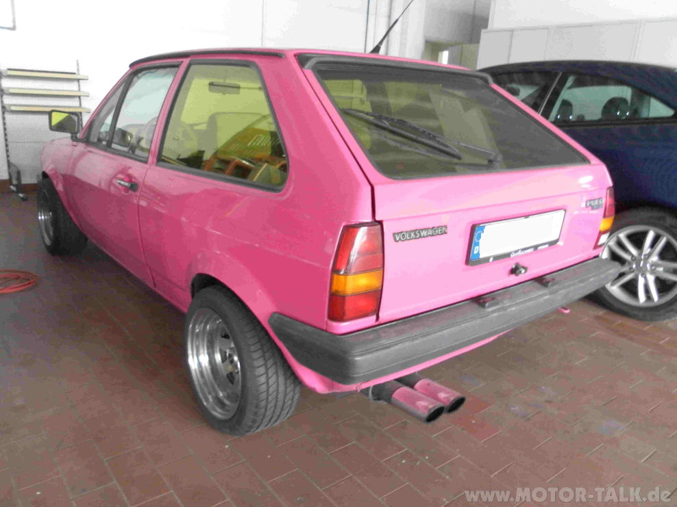 bild vw polo 86c - photo #5