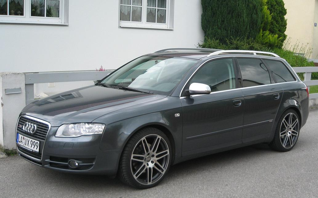 2007er audi a4 avant 2 0 tdi biete. Black Bedroom Furniture Sets. Home Design Ideas