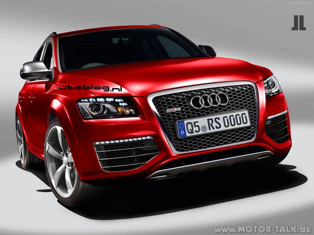 Audi Q5 / Q7 RS - Dark-Cars Wallpapers
