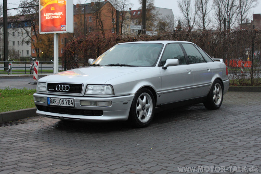 Audi 80 quattro competition 238 for Audi 80 interieur