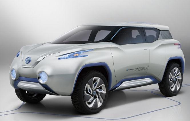 Nur eine Studie: Nissan Terra