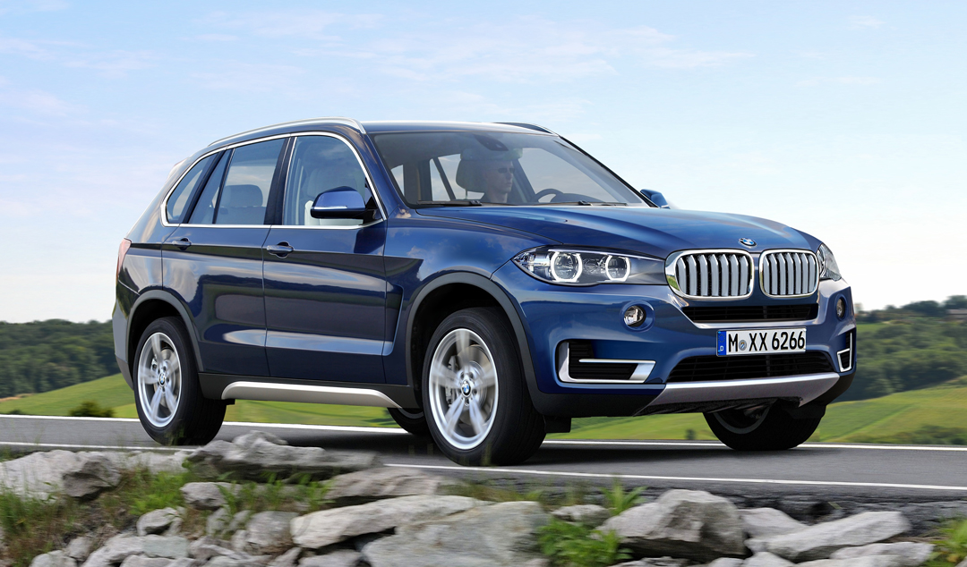 fotostudie bmw x5 mehr blech weniger zylinder. Black Bedroom Furniture Sets. Home Design Ideas