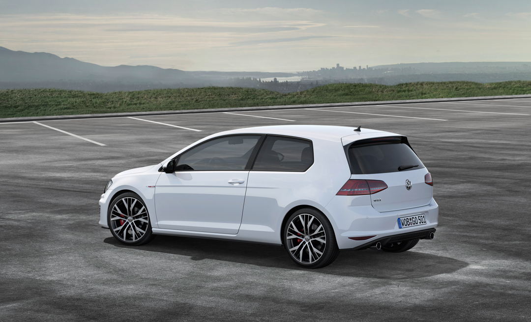 vw golf gti premiere in genf vw golf 7 au 5g. Black Bedroom Furniture Sets. Home Design Ideas