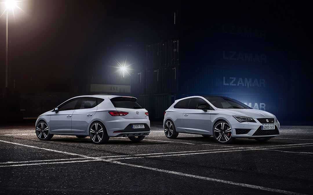 seat leon cupra erste details r konkurrent zum gti preis. Black Bedroom Furniture Sets. Home Design Ideas
