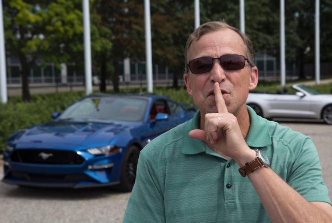 Psst, sagt Steve von Foerster, ehemaliger Entwicklungschef bei Ford: Hybride und Elektroautos stehen an - aber kein B-Max mehr