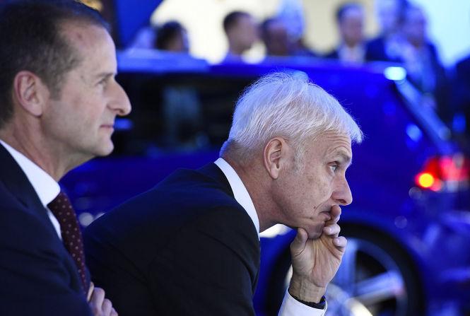Der Volkswagen-Konzern will sich neu sortieren. Das könnte eine neue Rolle für Matthias Müller bedeuten