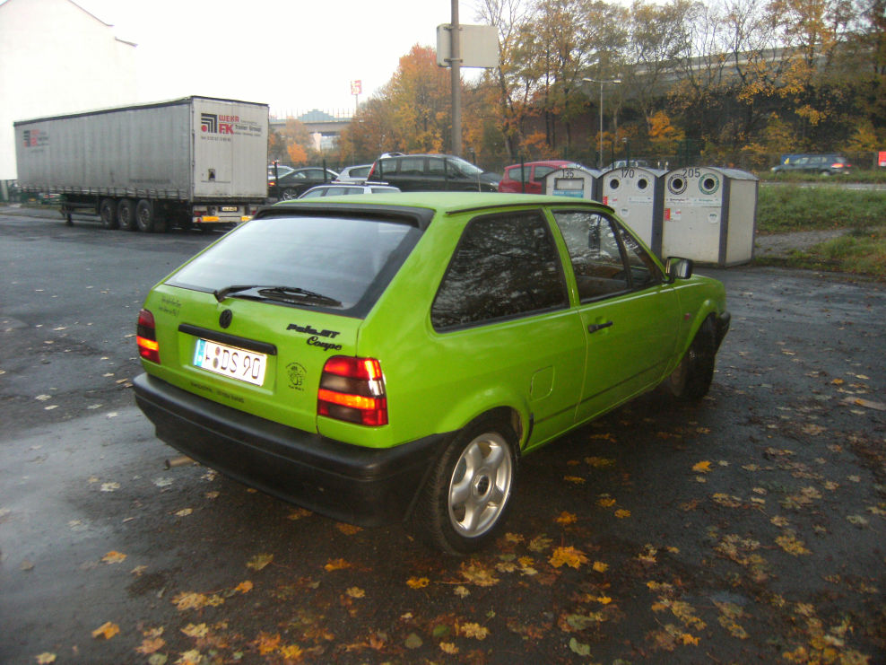 bild vw polo 86c - photo #4