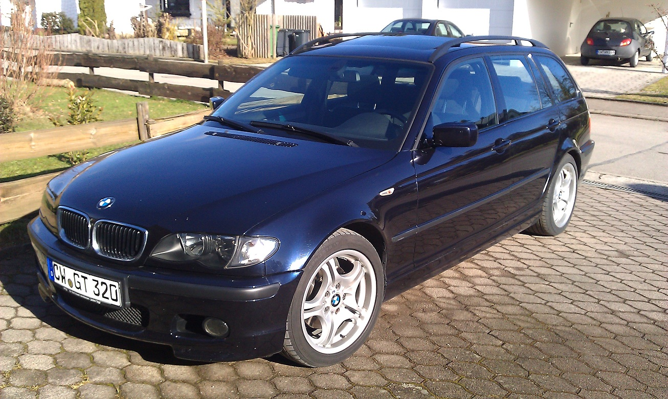 bmw 320d touring edition sport m paket ii biete. Black Bedroom Furniture Sets. Home Design Ideas