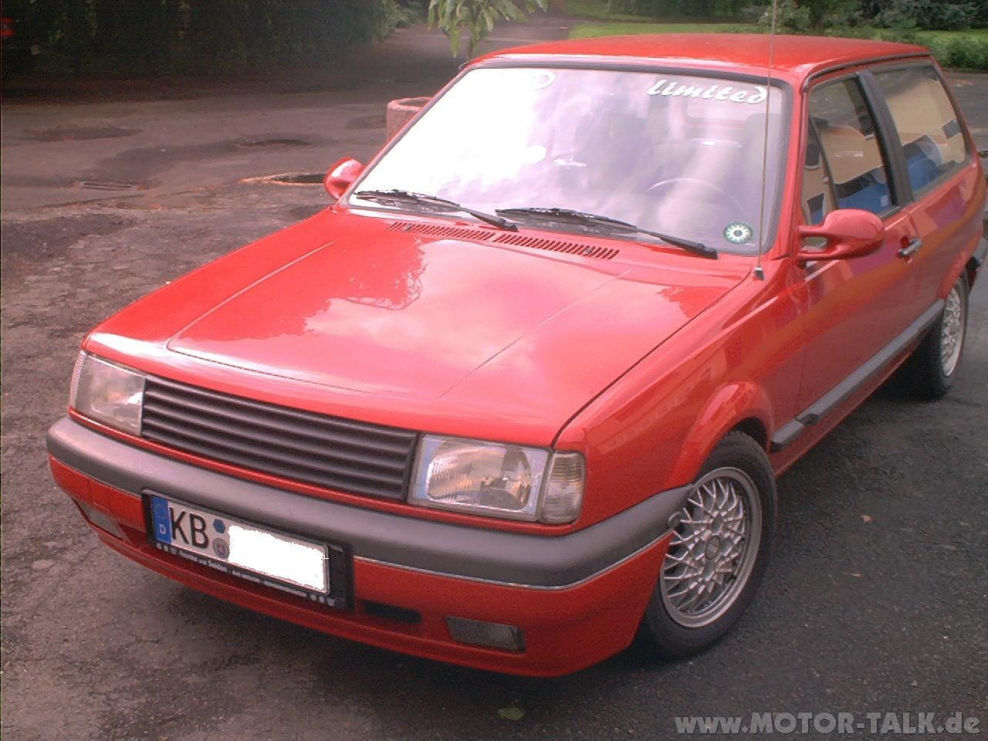 bild vw polo 86c - photo #14