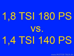 180ps vs 140ps tsi