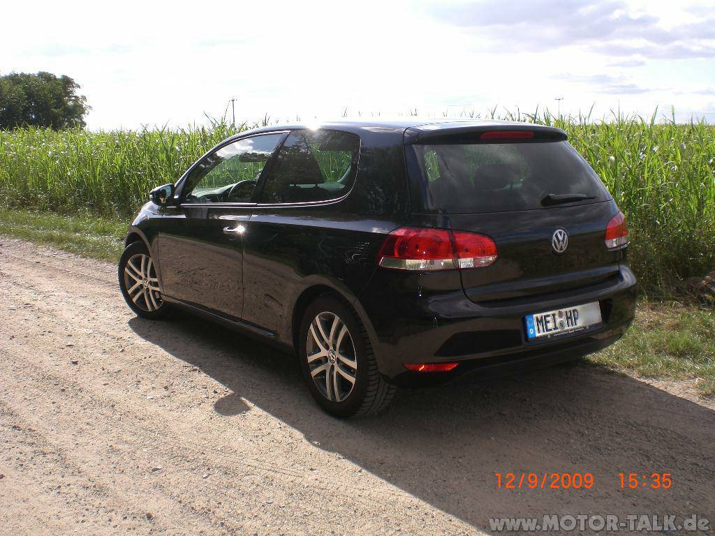 jahreswagen mein golf vi ist da fotos berichte vw golf 6 203030419. Black Bedroom Furniture Sets. Home Design Ideas