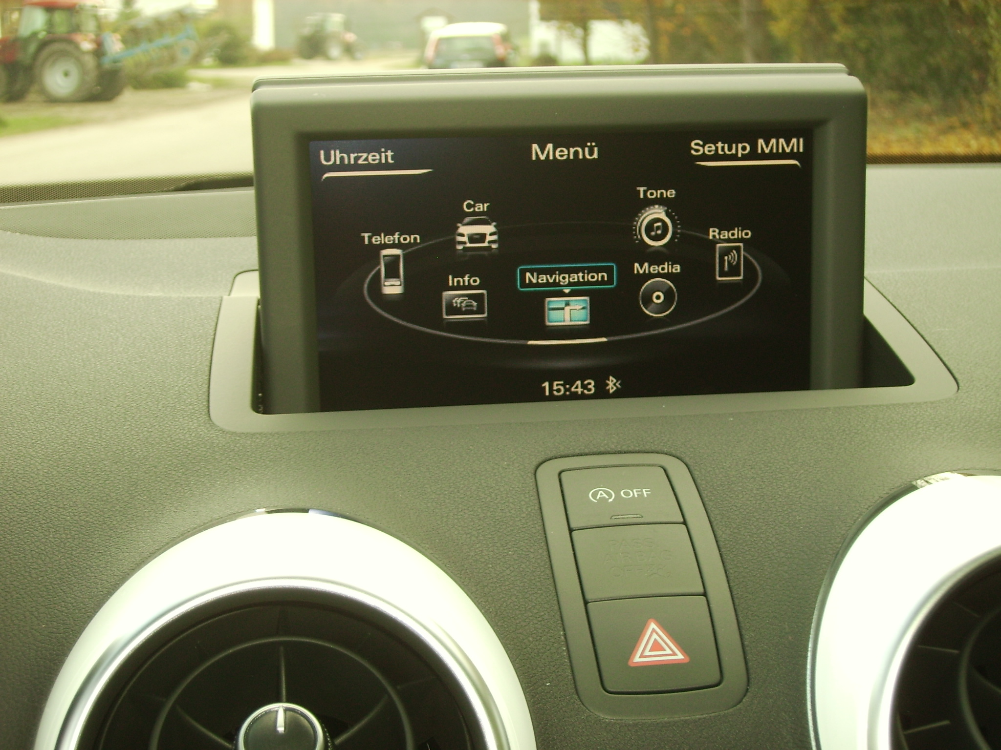 the audi a1 forum view topic sat nav. Black Bedroom Furniture Sets. Home Design Ideas