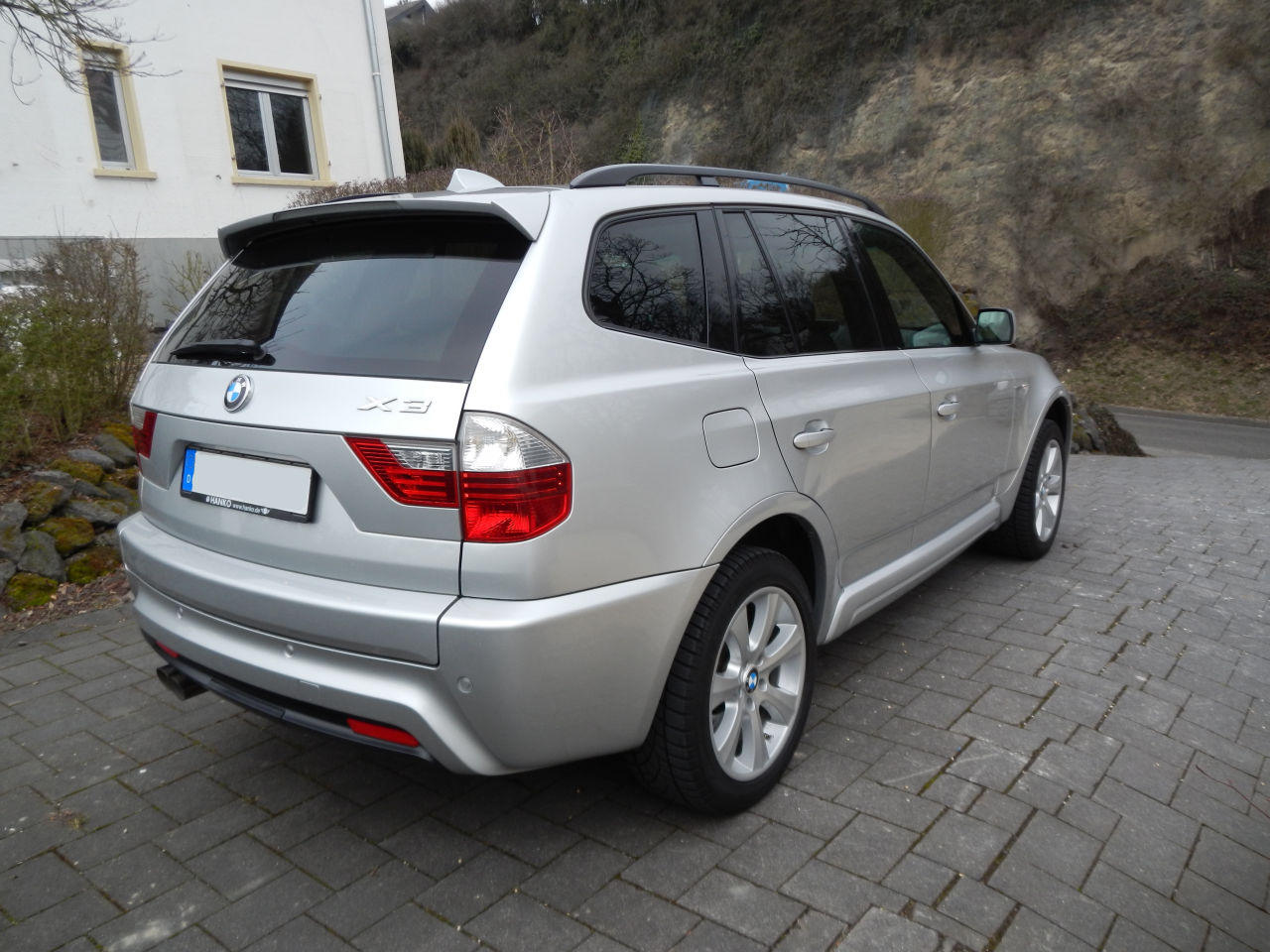 2006 bmw x3 e83 related infomation specifications weili automotive network. Black Bedroom Furniture Sets. Home Design Ideas
