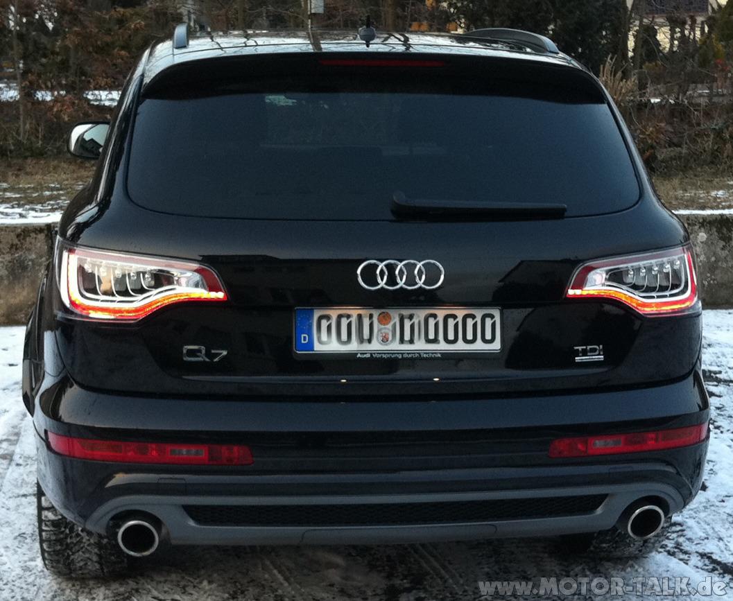 Audi Heck Wo Bekomme Ich Andere R 252 Ckstrahler Mit