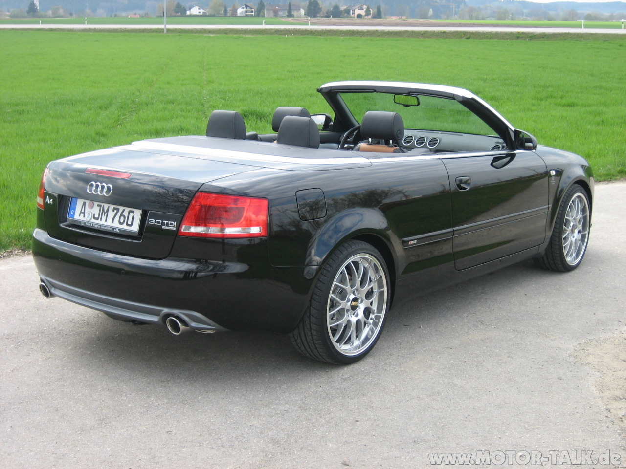 audi a4 b7 8h cabriolet 3 0 tdi quattro 17155. Black Bedroom Furniture Sets. Home Design Ideas