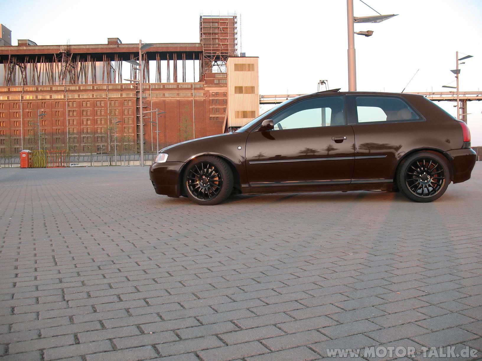 Entwurf Braun Zeigt Mal Eure Audis Her Audi A3 8l