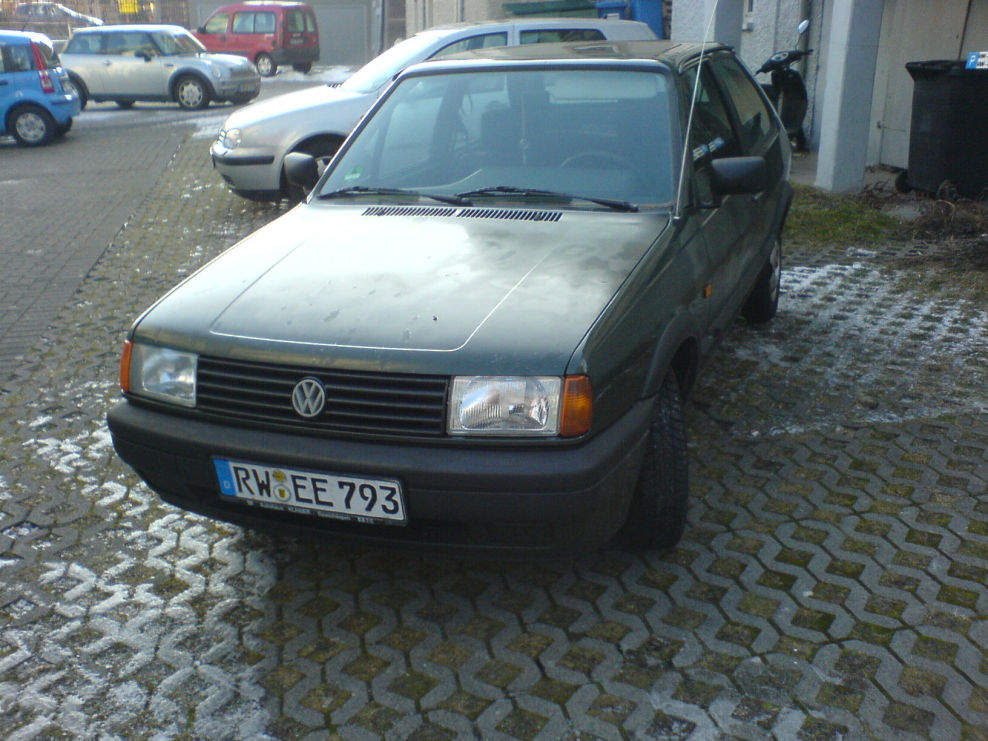 bild vw polo 86c - photo #10