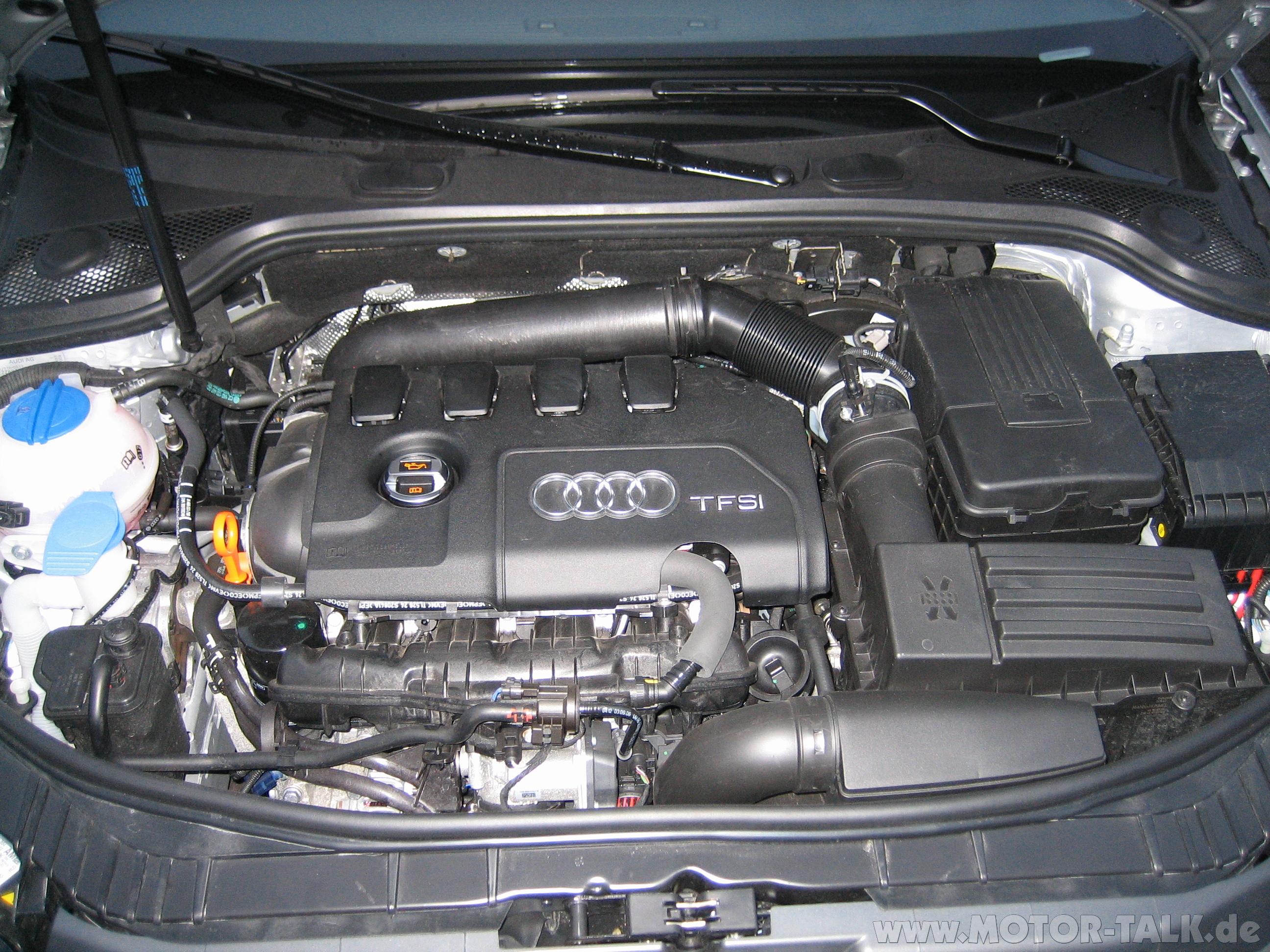 Img 2581 Bilder Vom Motorraum Audi A3 8p 2 00 Fsi Bj
