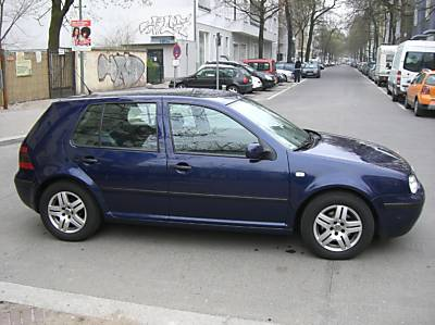 vw golf iv tdi special 1 9l mit gr ner umweltplakette. Black Bedroom Furniture Sets. Home Design Ideas