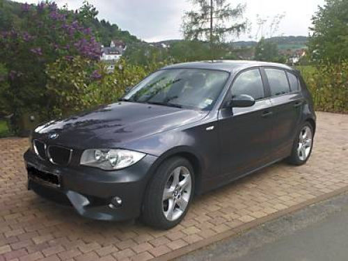 1er bmw 116i advantage paket sportausf hrung 1 hand 39. Black Bedroom Furniture Sets. Home Design Ideas