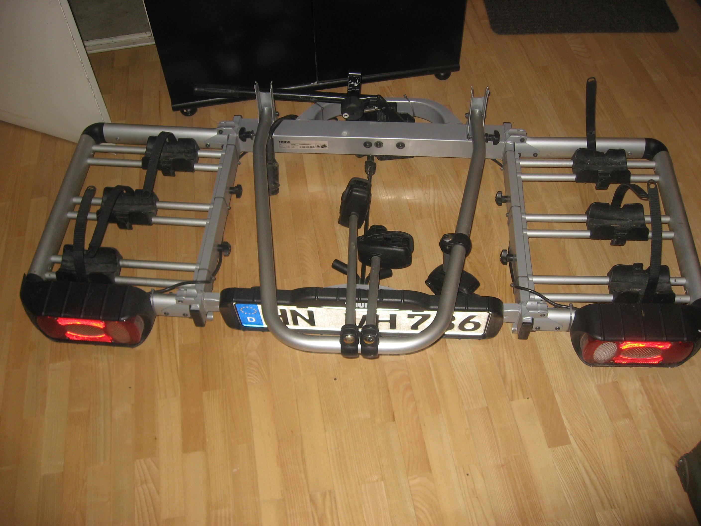 thule hecktr ger 903 pro fahrradtr ger f r ahk biete. Black Bedroom Furniture Sets. Home Design Ideas
