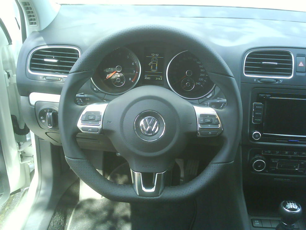 gti scirocco lenkrad gti lenkrad in highline vw golf. Black Bedroom Furniture Sets. Home Design Ideas