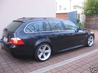 bmw3 suche bilder vom e61 touring mit 18 bzw 19 zoll. Black Bedroom Furniture Sets. Home Design Ideas