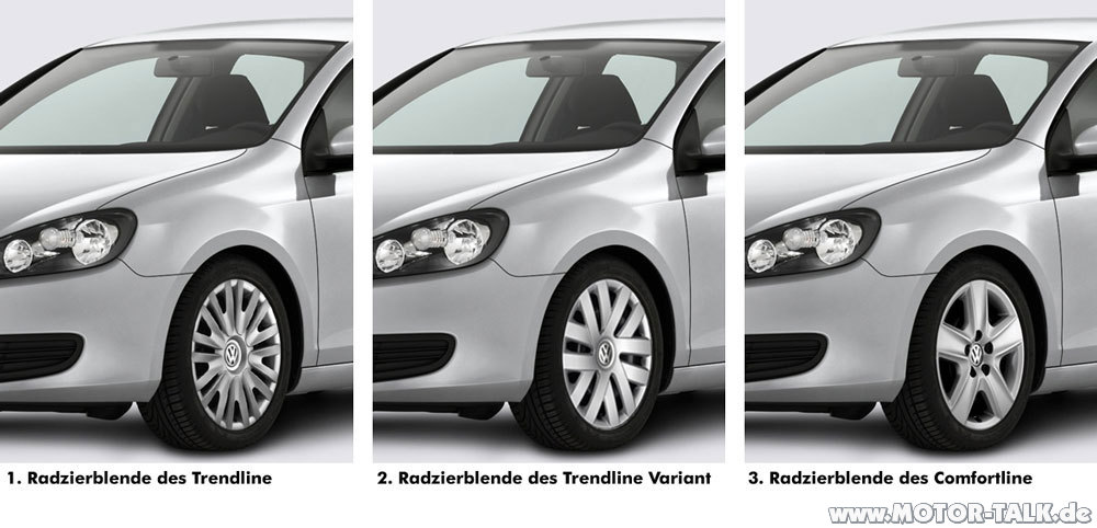 golf radzierblenden radkappen zu winterreifen vw golf. Black Bedroom Furniture Sets. Home Design Ideas
