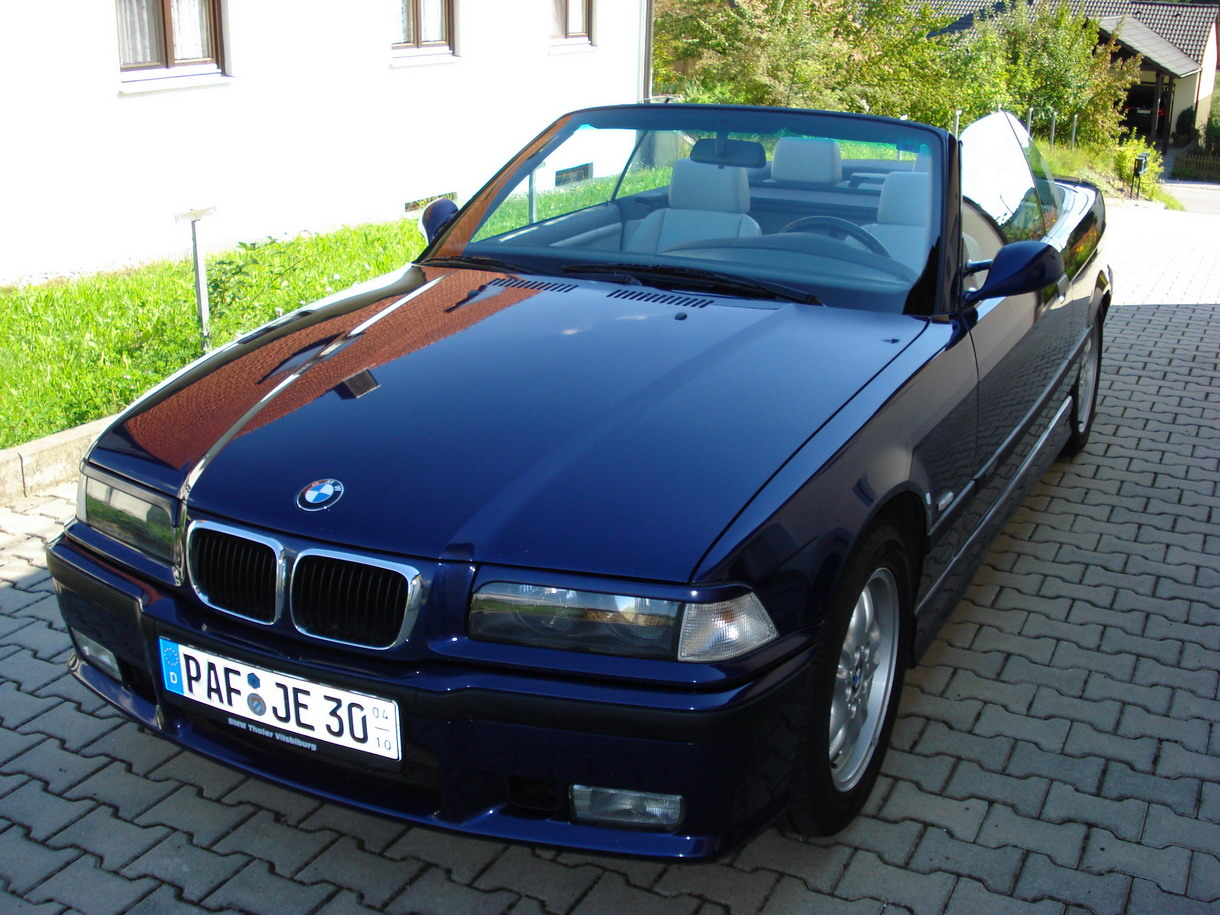bmw 318i e36 cabrio sport paket biete bmw. Black Bedroom Furniture Sets. Home Design Ideas