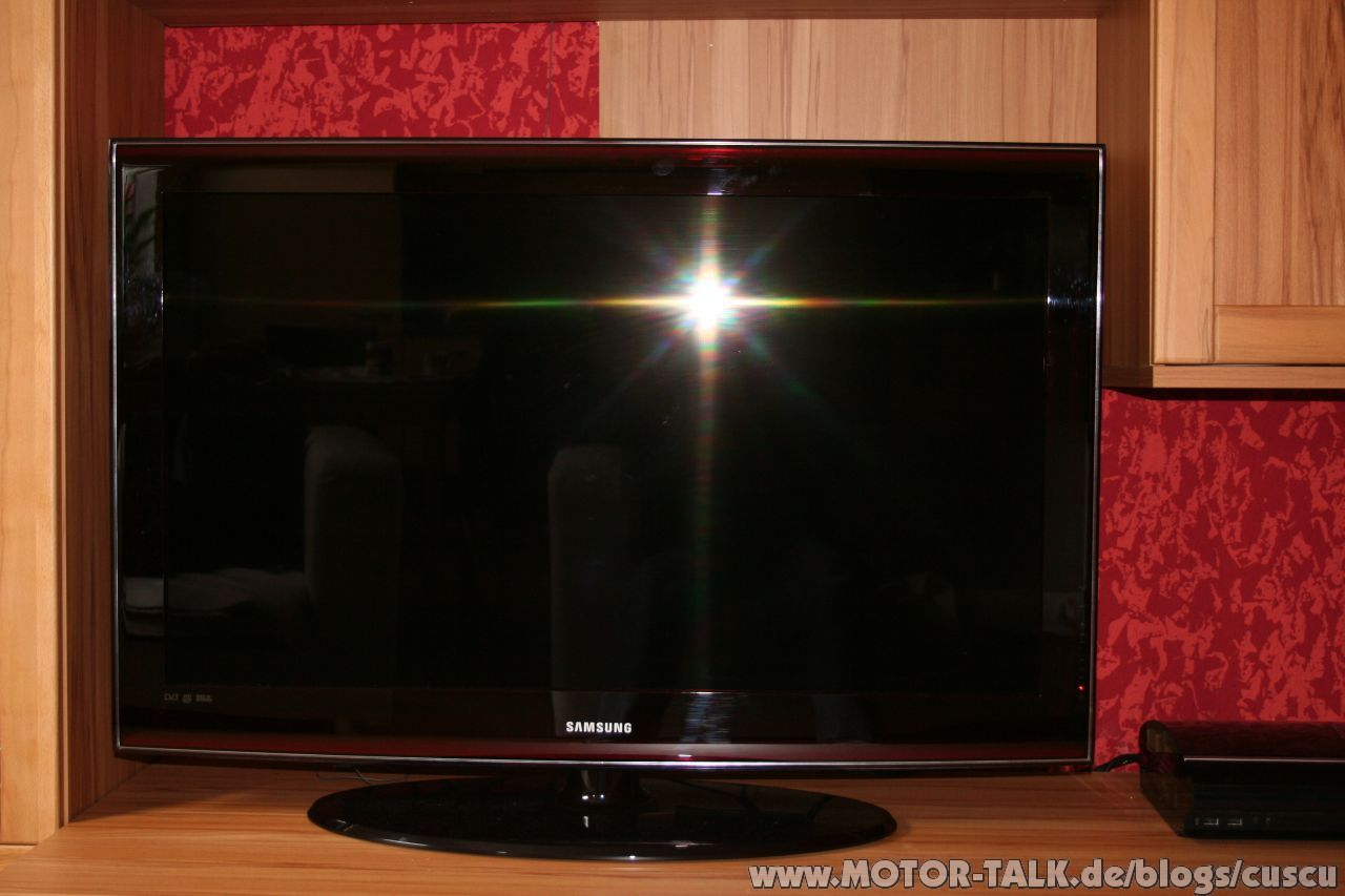 kaufberatung samsung lcd fernseher teil 2 cuscu. Black Bedroom Furniture Sets. Home Design Ideas