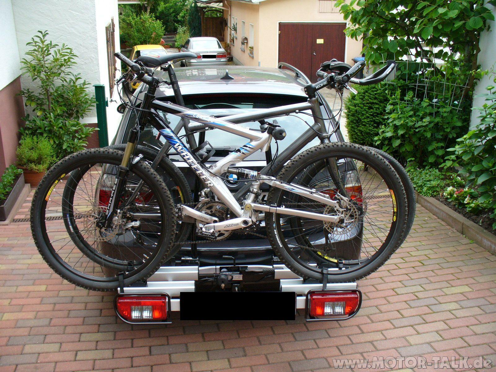traeger ahk fahrradtr ger f r 3er touring bj 2007 bmw. Black Bedroom Furniture Sets. Home Design Ideas