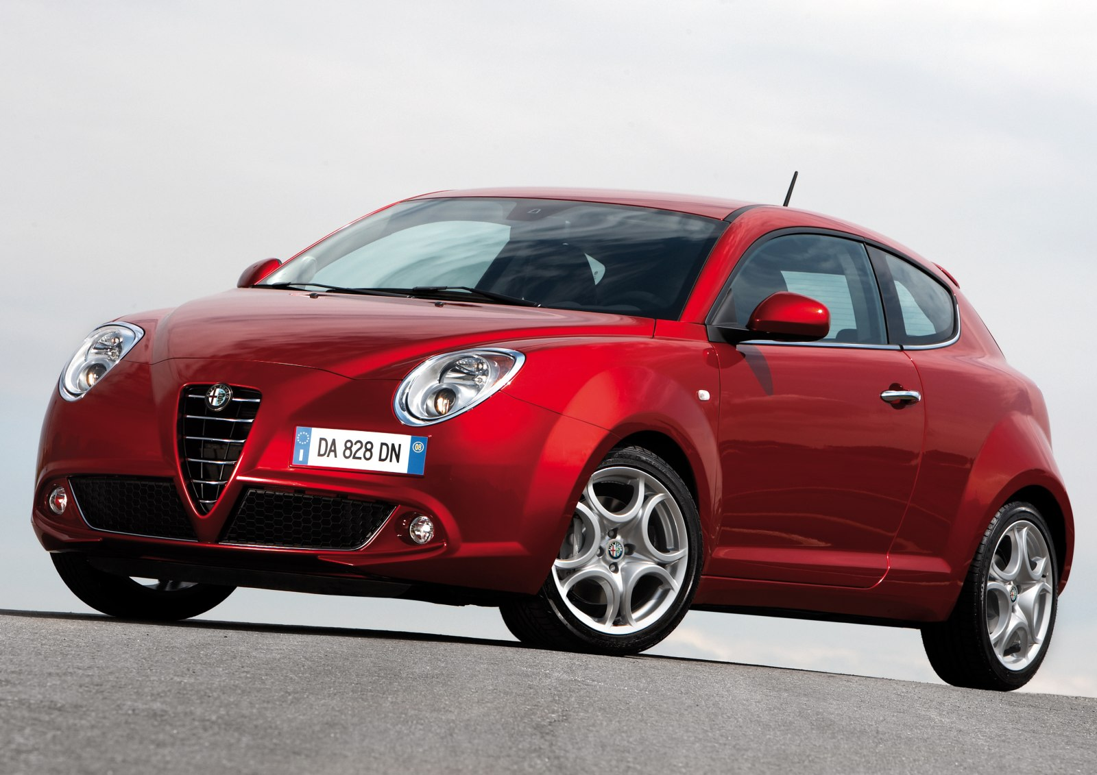 der neue alfa romeo mito ist da alfa romeo news. Black Bedroom Furniture Sets. Home Design Ideas