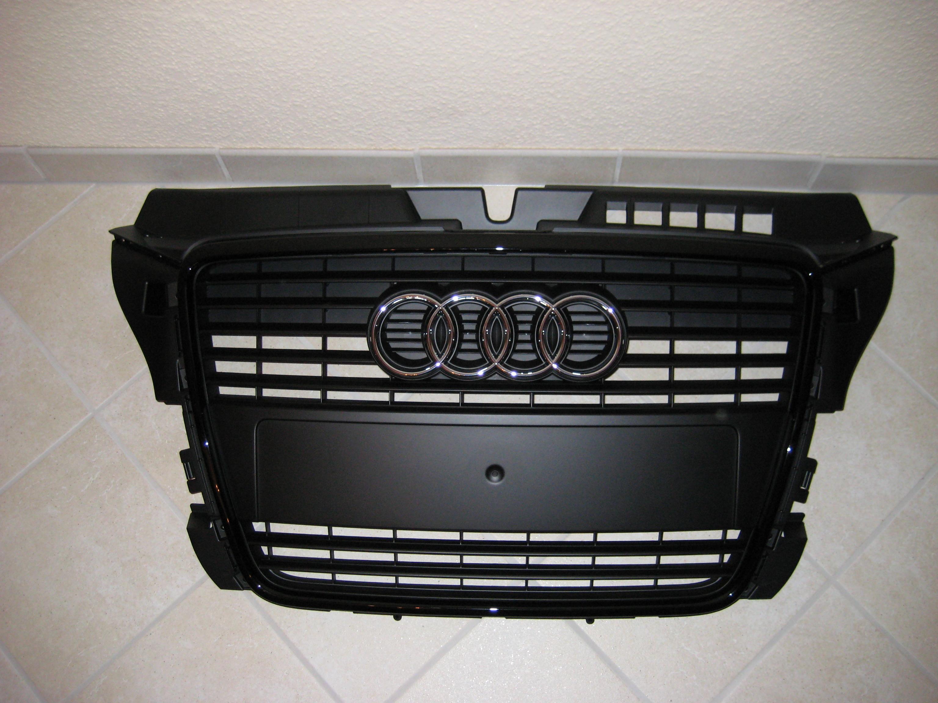 8p Grill Wechseln Passt Dieser Audi A3 Forum F 252 R