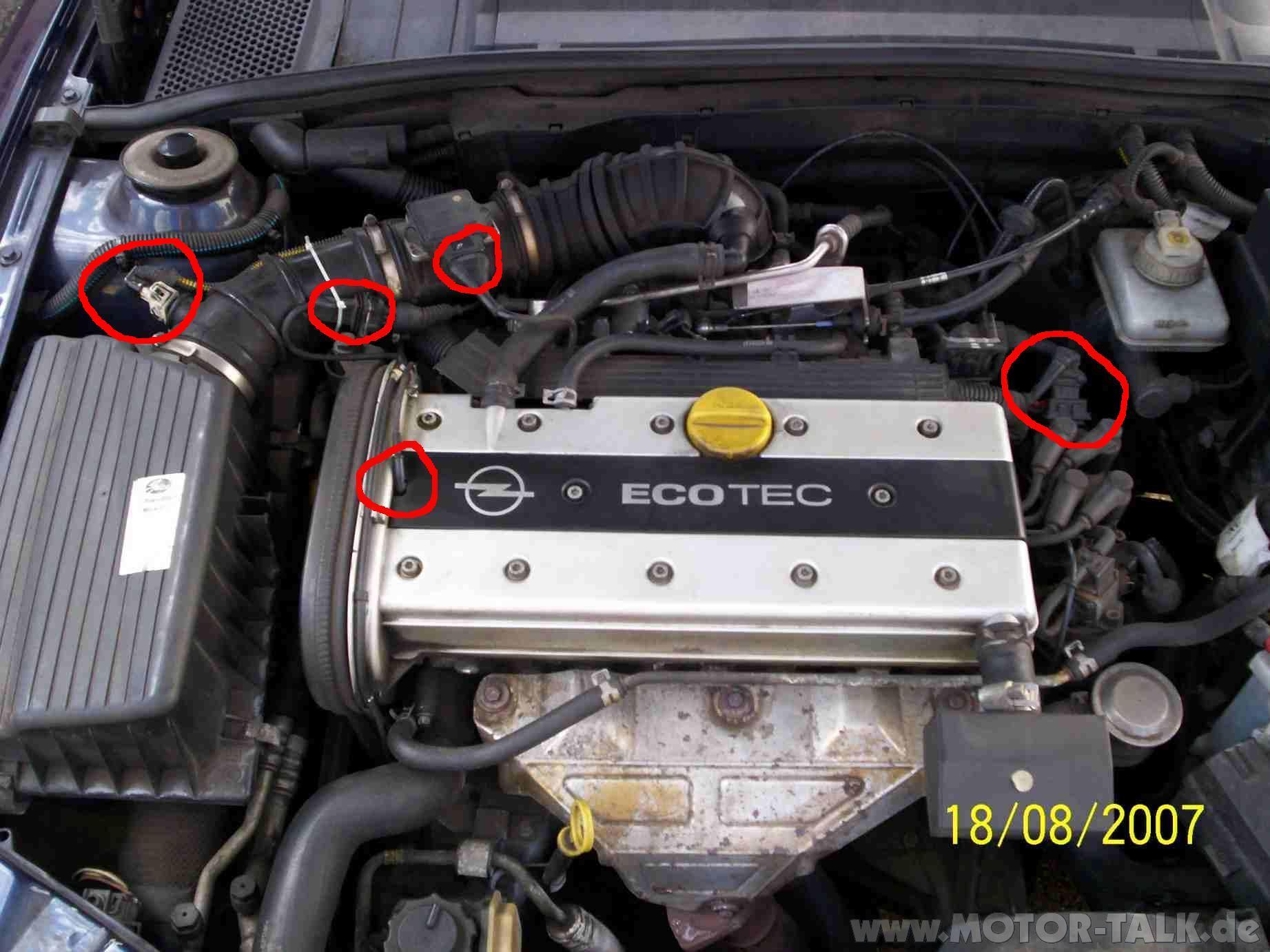C18xe Ecotec Opinion Page 2 Opel Omega B Wiring Diagram Re