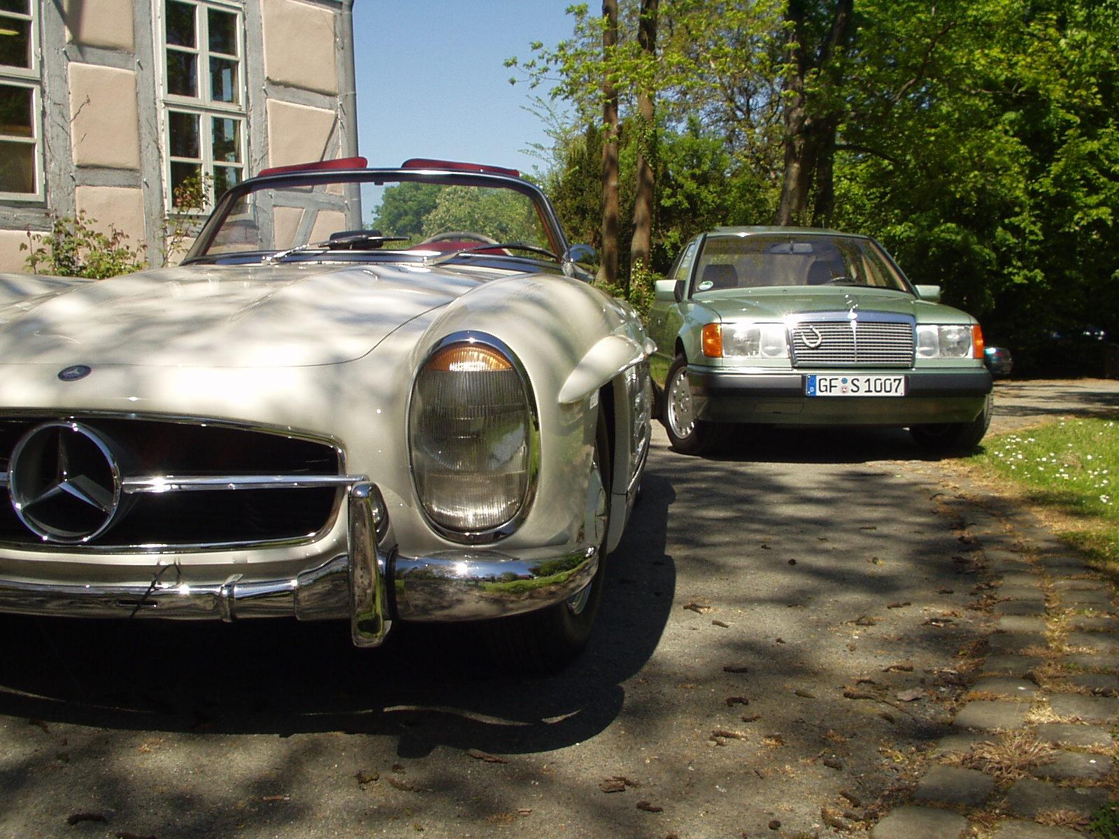 Mercedes 200E W124 mit